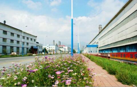 中国铝业青海分公司第一炭素厂焙烧炉及环保改造项目