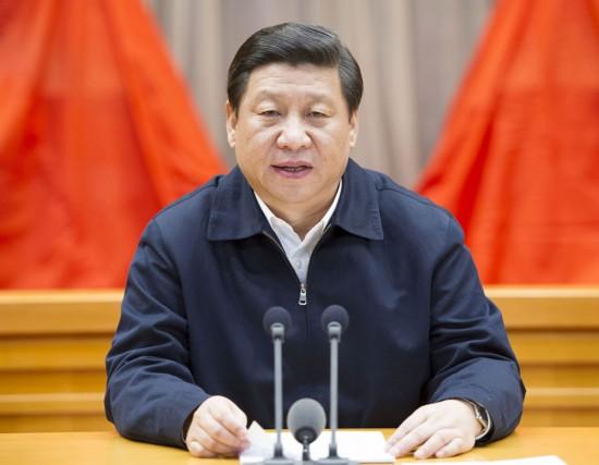 """习近平谈中国特色社会主义的""""三特"""""""