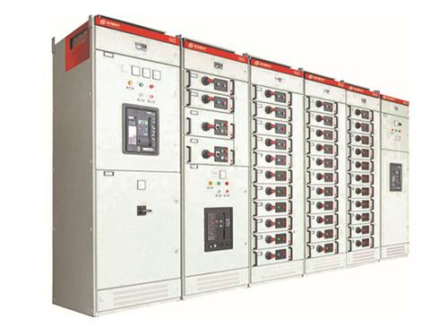 低压抽出式成套开关设备(GCS)