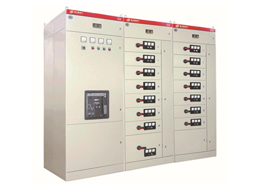 低压抽出式成套开关设备(GCK)