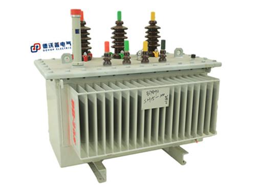 S(B)H15非晶合金油浸式变压器